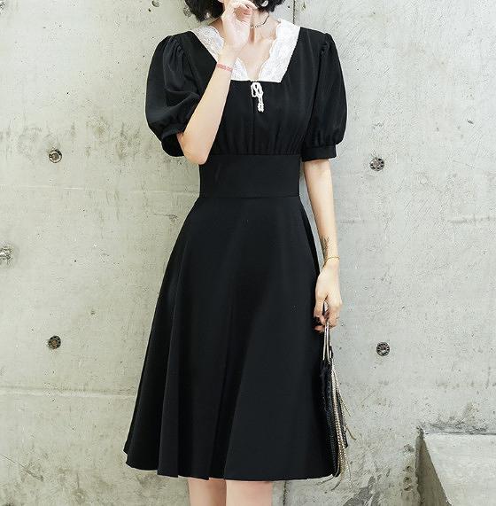 (45 Design) 洋裝禮服婚禮洋裝伴娘禮服洋裝小禮服中長禮服小洋裝蕾絲洋裝媽媽禮服12