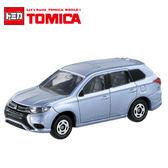 日貨 TOMICA No.70 MITSUBISHI Outlander PHEV 三菱 真車系列 汽車模型 多美小汽車 日本進口