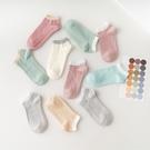 襪子女船襪夏天薄款女士短襪淺口隱形