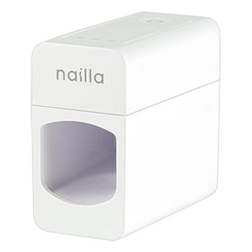 【Kaiser時尚玩甲】Nailla迷你行動LED光療美甲燈(時尚白)