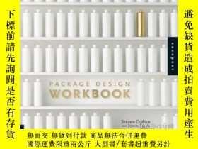 二手書博民逛書店Package罕見Design WorkbookY364682 Steven Dupuis Rockport