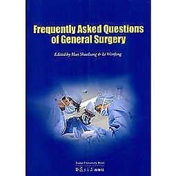 簡體書-十日到貨 R3Y【一般外科的常見問題(FAQS of General Surgery)】 9787309103304 ...