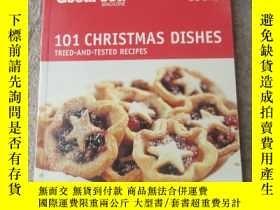 二手書博民逛書店101罕見Christmas Dishes: Tried-and-Tested Recipes (Good Foo