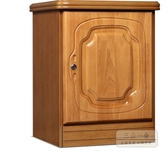 保險櫃 家用密碼床頭櫃木殼隱形式指紋防盜保險箱60辦公保管櫃55-三山一舍