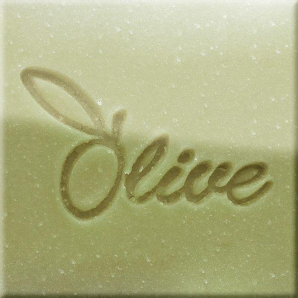 【香草工房】 風格皂章~A015 橄欖Olive