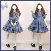 日系學院鞋新款小女潮lolita洛麗塔鞋子學生可愛日系復古軟妹蘿莉 電購3C