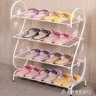 拖鞋架 鞋架簡易家用多層簡約現代經濟型鐵藝宿舍拖鞋架子收納小鞋架鞋櫃 酷斯特數位3C YXS