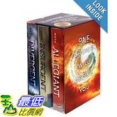 【103玉山網】2014 美國銷書 Divergent Series Complete Box Set (Paperback)
