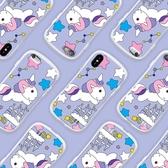 韓國可愛獨角獸iphoneX手機殼蘋果8P個性創意全包硅膠防摔保護套