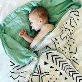 新生兒竹棉蓋被寶寶夏天蓋毯八層紗布毯嬰兒六層竹纖維被子夏涼被 名稱家居館igo