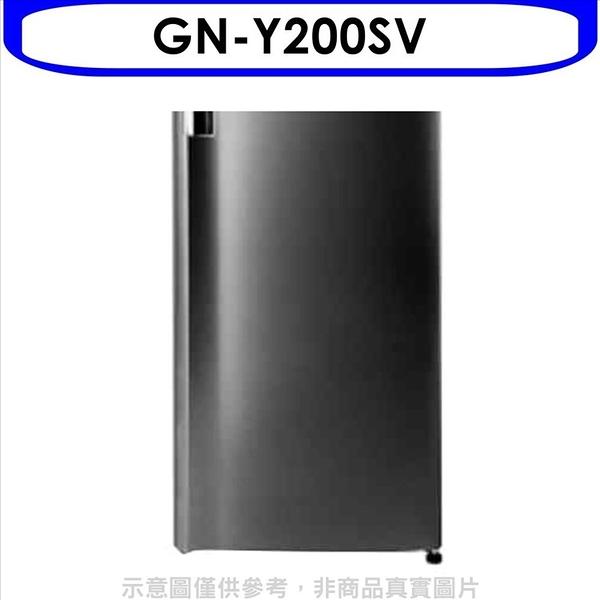 LG樂金【GN-Y200SV】191公升單門冰箱
