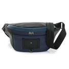 PLAYBOY- 單肩背包/腰包 Mixing系列-藍色