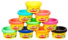 Play-Doh 培樂多 黏土 10色派對組合罐 TOYeGO 玩具e哥