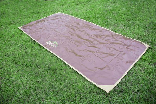 LOWDEN 300*150 前庭延伸地墊/野餐墊(兩用地墊/多功能地布/長方型款) (SP大地色) 露營 地墊 地布