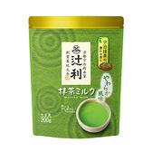 TSUJIRI 抹茶牛奶200g【愛買】