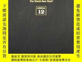 二手書博民逛書店New罕見York festival, The World s Best Work , annual 12Y2