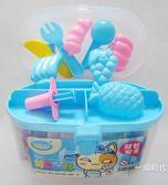 幼兒童橡皮泥手工制作12色18色24色3D彩泥模具幼兒園DIY玩具WY【新年交換禮物降價】