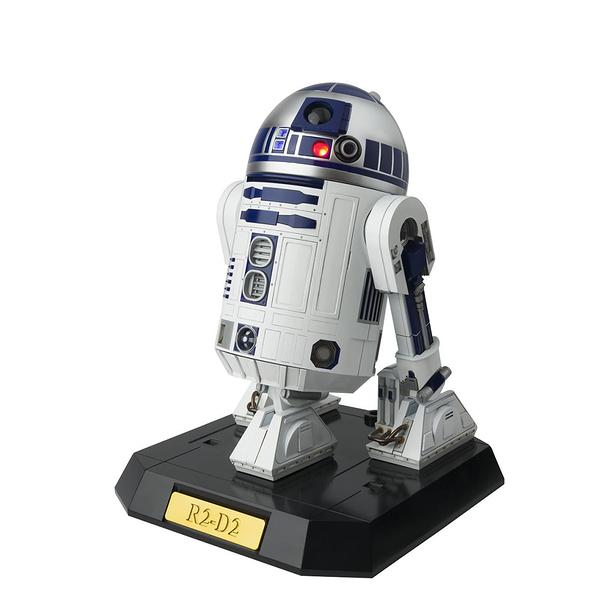 BANDAI 超合金×12 星際大戰 曙光乍現 Perfect Model R2-D2 _BD14338