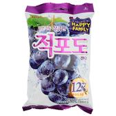 樂天人氣王 韓國 lotte 樂天 紫葡萄糖果 153g【庫奇小舖】