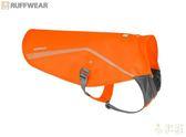 Ruffwear 美國 翠克 反光防水警示衣 犬 焰橘 55201 狗狗衣服 寵物服飾 保護雨衣 [易遨遊]