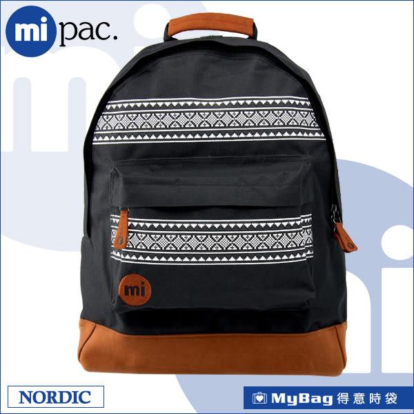 北歐圖騰 電腦 後背包