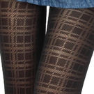 台灣製MIT 氣質花紋絲襪透膚絲襪【NO3-16】香川絲襪KAGAWA