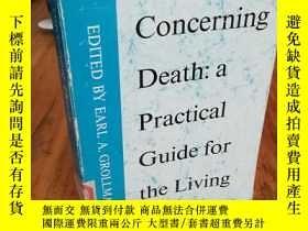 二手書博民逛書店Concerning罕見Death: A Practical G
