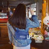 韓版刺繡情侶戶外運動腰包胸包斜挎單肩包