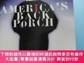 二手書博民逛書店America s罕見Back Porch 美國後廊Y6934 Daniel Jeffreys