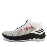 Adidas Dame 4 [BY3759] 男鞋 籃球 運動 休閒 白 黑