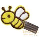 Cutie Bella小蜜蜂全包布手工髮...