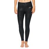HURLEY 女 SZ WAILEHUA HYBRD SURF LEGG BLACK 長褲-LEGGING(黑)
