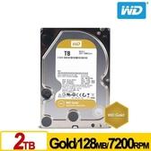 WD 威騰 WD2005FBYZ 金標 2TB 3.5吋企業級硬碟