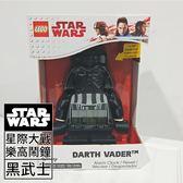 E&J【001029-01】樂高 Lego clock 鬧鐘 電子鐘 星際大戰 star wars 星戰-黑武士