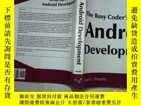 二手書博民逛書店Android罕見Development``24開Y206421