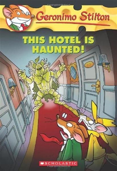 (二手書)Geronimo Stilton(50):This Hotel Is Haunted!