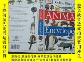 二手書博民逛書店Dorling罕見Kindersley ANIMAL ENCYC