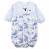【愛的世界】純棉鋪棉兩用嬰衣/3~6個月-台灣製- ★幼服推薦