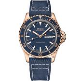 MIDO美度 Ocean Star 海洋之星 75周年 200米潛水機械錶(M0268303804100)