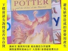二手書博民逛書店Harry罕見Potter and the Order of the Phoenix 外文 Y14465