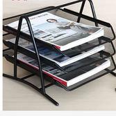 三層三欄桌面辦公收納架文件框Eb1805『M&G大尺碼』