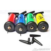 籃球打氣筒足球打氣筒便攜式排球充氣筒玩具打氣筒送球針igo  潮流前線