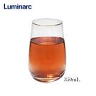 法國樂美雅Luminarc 杯口純金邊干邑系列(350cc) 水杯 酒杯 玻璃杯 飲料杯 冷飲杯