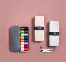 極簡純色針線盒 方便攜帶針線盒 旅行針線盒 SYD0680