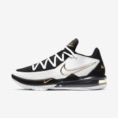 Nike Lebron Xvii Low Ep [CD5006-101] 男鞋 運動 休閒 籃球 低筒 詹姆斯 白 金