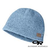 【OR 美國】Outdoor Research Whiskey Peak 復古標籤造型保暖羊毛帽『復古藍』243666保暖帽.帽子