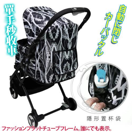 【zoo寵物商城】IBIYAYA 依比呀呀《小速攜》FS1670-B寵物推車