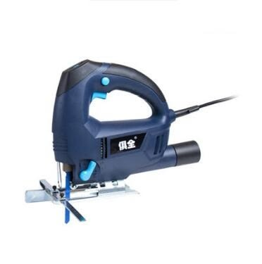 春季新品電鋸俱全小型家用多功能電動曲線鋸木工DIY金屬切割機拉花線鋸機 愛麗絲LX220V
