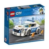 樂高LEGO CITY 警察巡邏車 60239 TOYeGO 玩具e哥