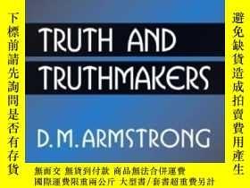 二手書博民逛書店Truth罕見And TruthmakersY255562 D. M. Armstrong Cambridge